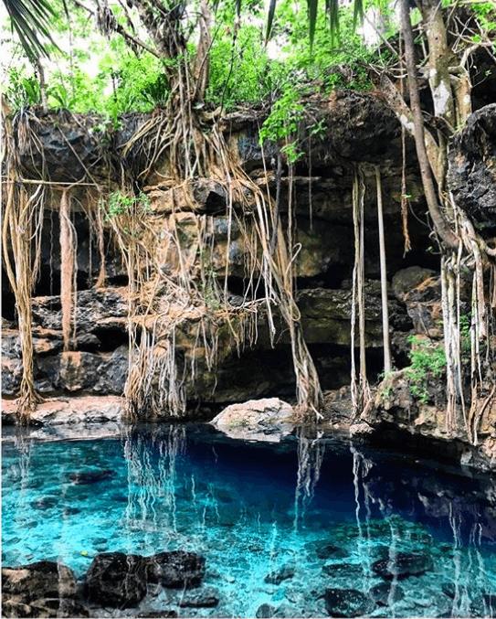 Cenote X batun - FMR travelblog