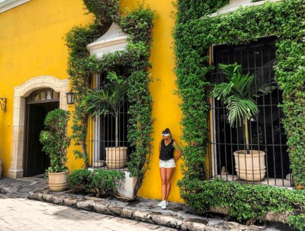 Izamal la ville jaune - FMR travelblog