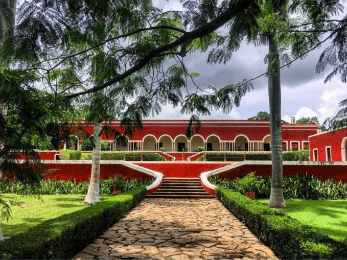 Yucatan itinéraire road trip - Villa Temozon - FMR travelblog