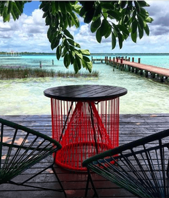 Yucatan Road trip itinéraire - Bacalar- Fmr travelblog