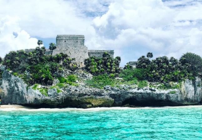 Yucatan Road trip itinéraire - Tulum - Fmr travelblog