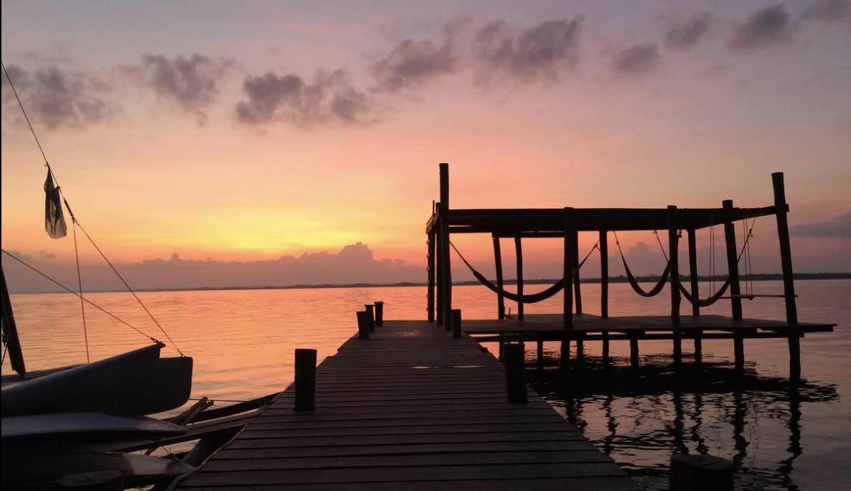 Bacalar Hotel Casa Lamat - FMR blog voyage