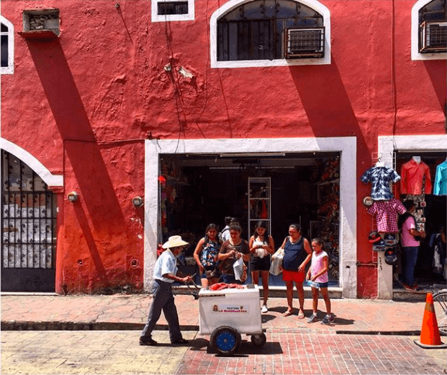 Yucatan Road trip itinéraire - Valadolid - Fmr travelblog