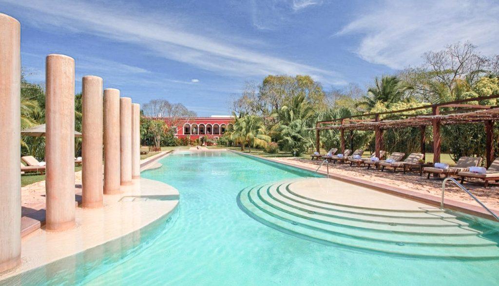 Hacienda Temozon Yucatan - FMR blog voyage