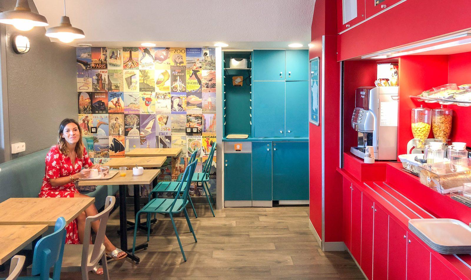HotelF1 centre ville Bordeaux - FMR Travelblog