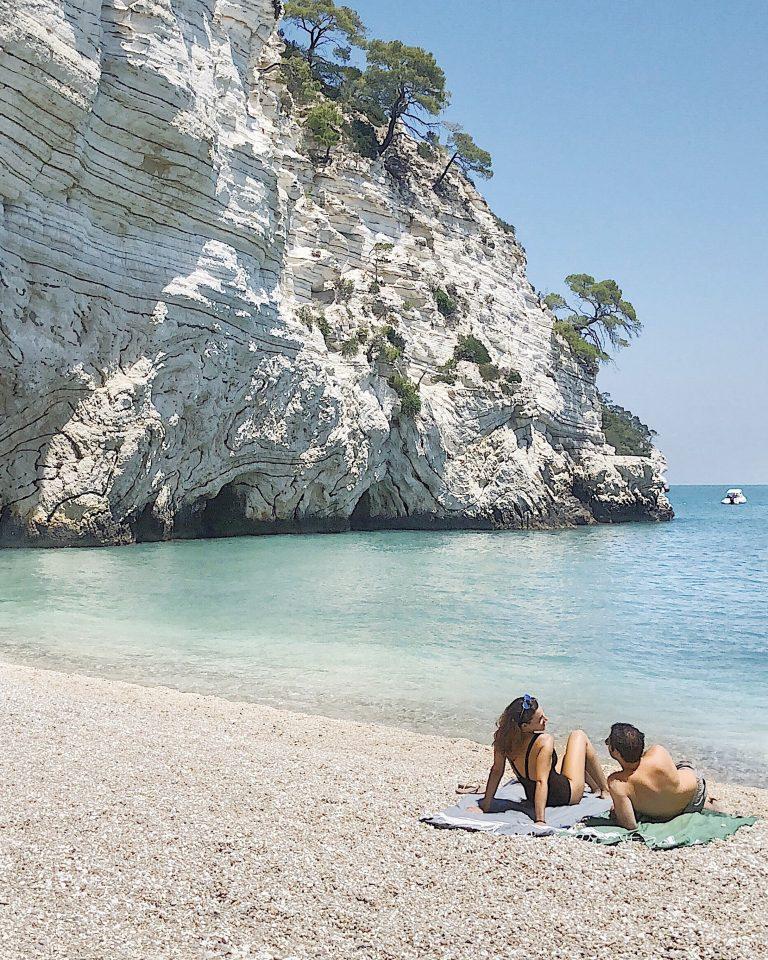 Vignanotica Beach -Spiaggia di Vignanotica - FMR TRAVELBLOG