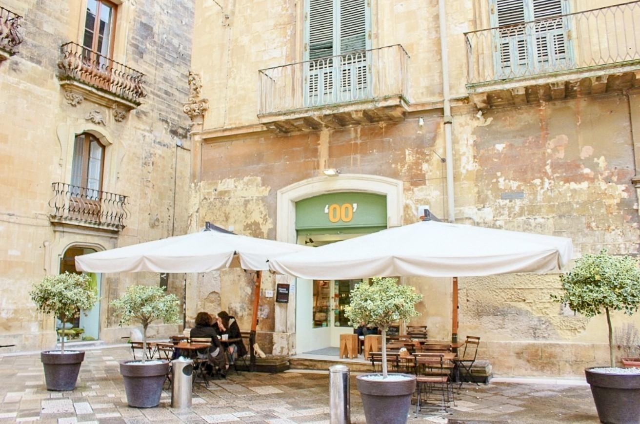FMR TravelBlog Doppiozero restaurant Lecce
