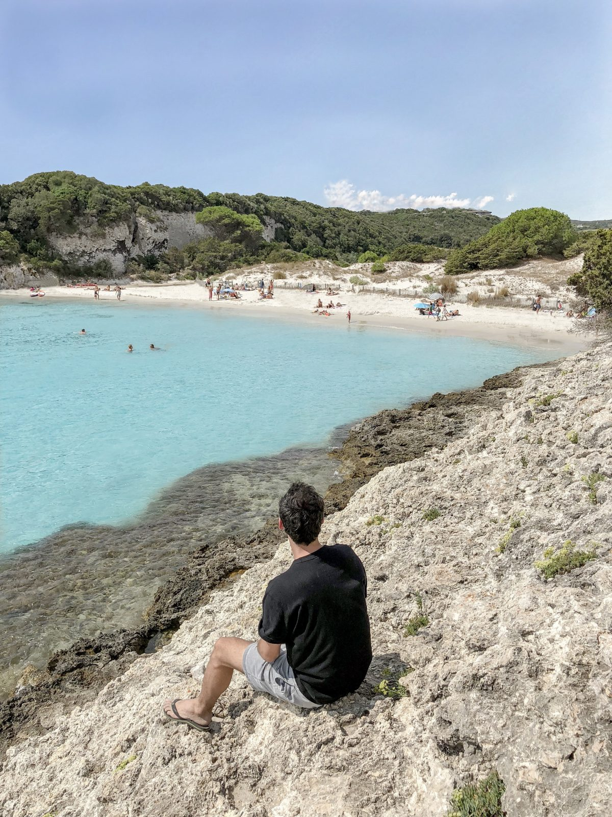 FMR_travelblog-Weekend Bonifacio-Voyage Corse Plage Petit Spérone