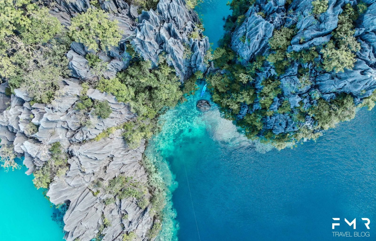 Big-Lagoon-Coron-Voyage aux Philippines - blog voyage