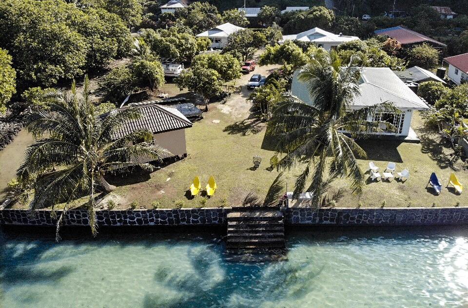 Pension Taravanui_Maupiti_FMR blog voyage Tahiti