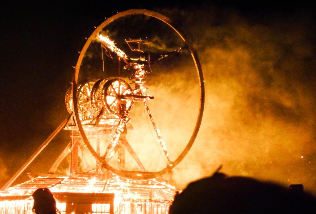 2016 Burning Man