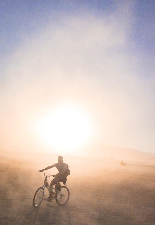 Black Rock city - FMR blog voyage Festival Burning Man Guide