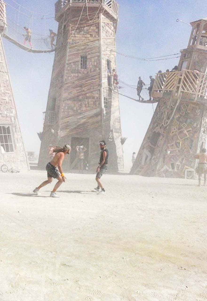Black Rock city - FMR blog voyage Festival Burning Man copie