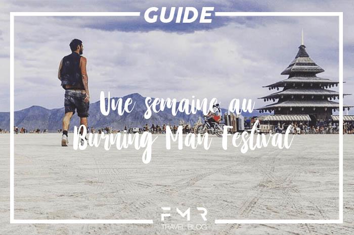 Faire le Burning Man