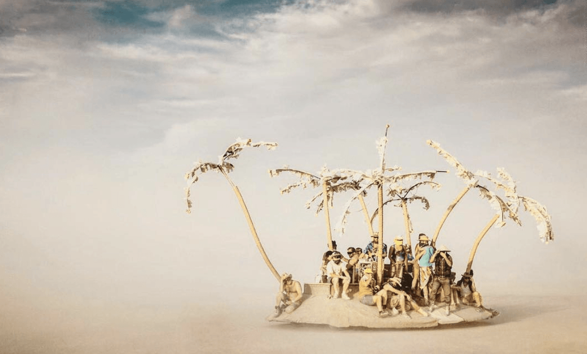 Faire le Burning Man -