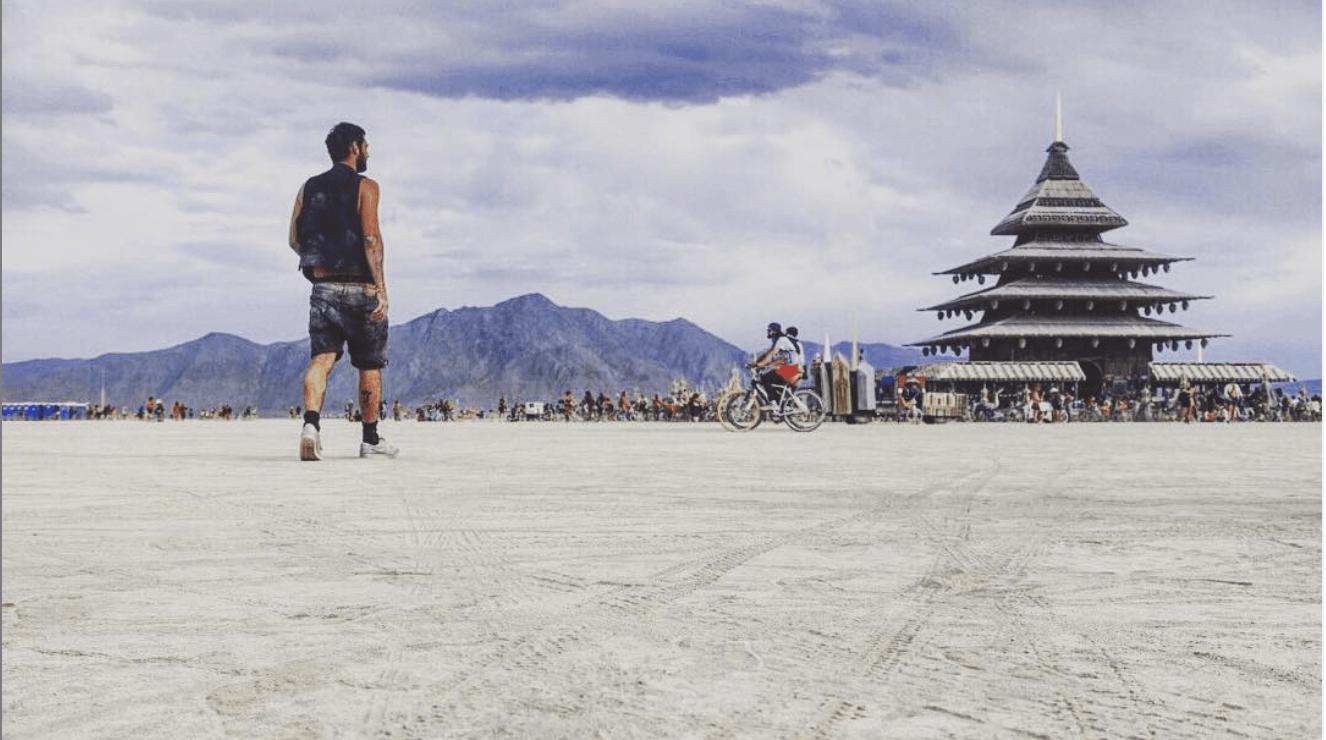 Faire le Burning Man Black Rock City - FMR blog voyage