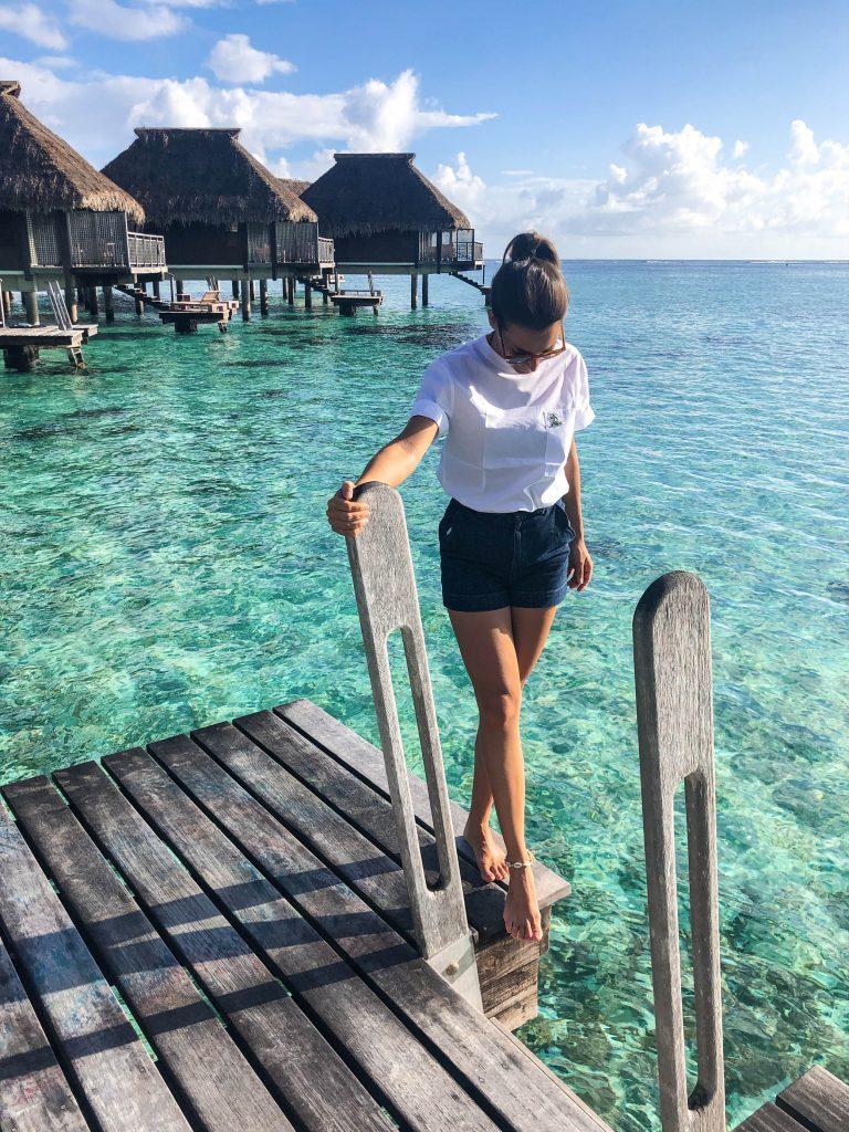 Hilton Moorea - Bungalow sur pilotis Tahiti