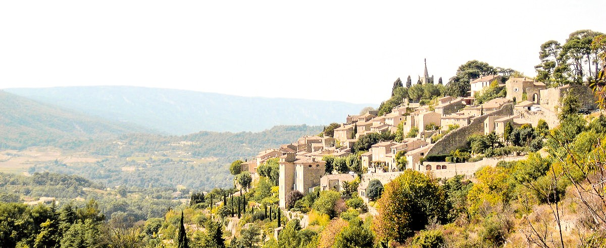 Bonnieux village FMR blog voyage Guide Provence