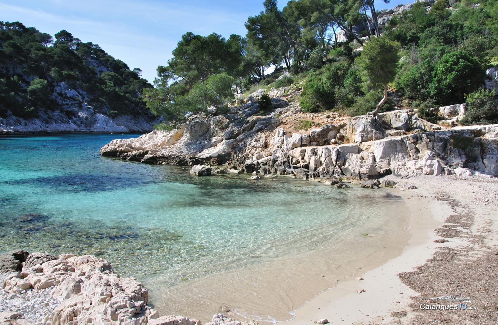 Plus belles calanques Marseille - Calanque Port Pins