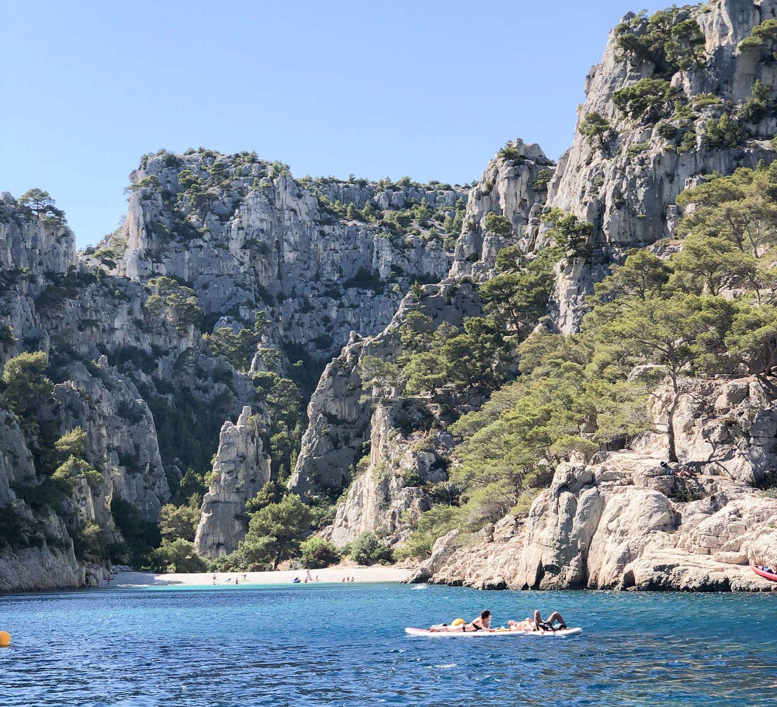 Calanque d'En Veau - Plus belles calanques Marseille - FMR blog voyage