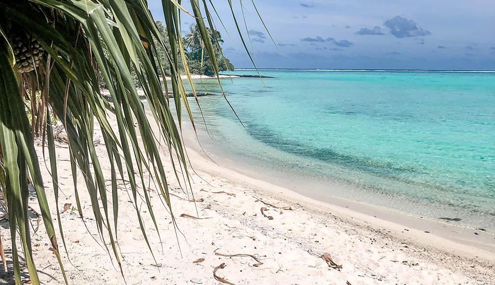 Lagon Maupiti