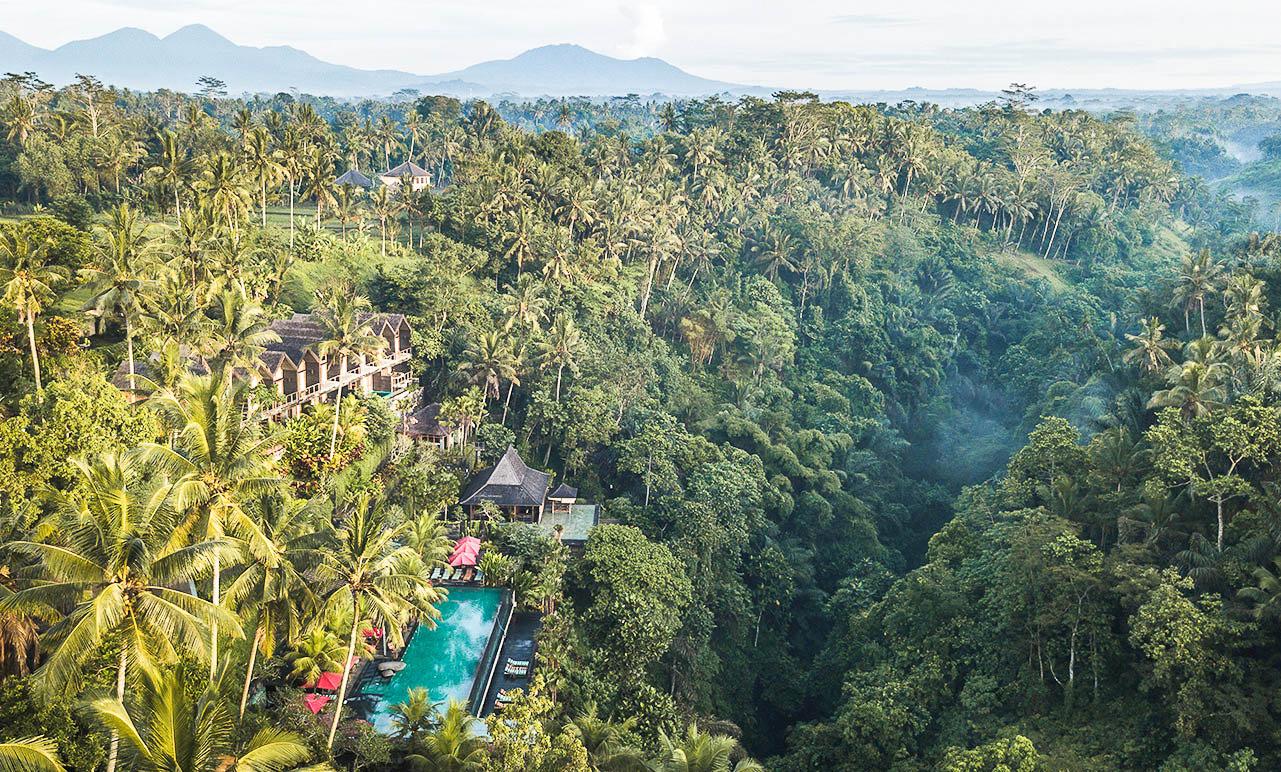 Luxury- Hotel Bali Ubud