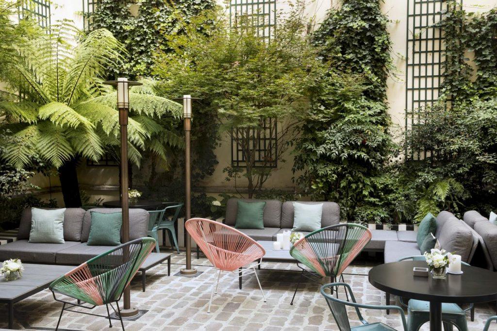 Hôtel Saint Marc Paris - FMR blog voyage