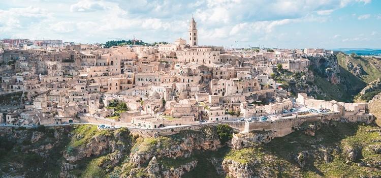Matera Top ville les Pouilles