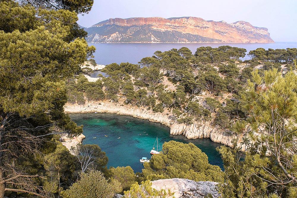 Plus belles calanques Marseille