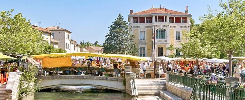 marche_isle_sur_sorgues_FMR blog voyage Provence marché