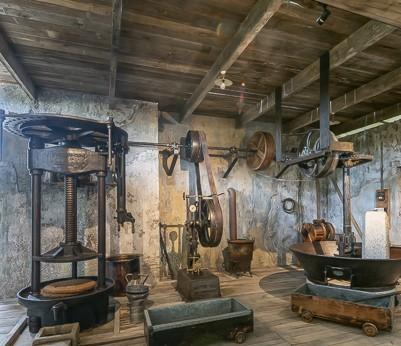 Musée de l'huile d'olive LUBERON