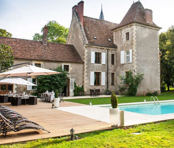 Chateau de Sallay