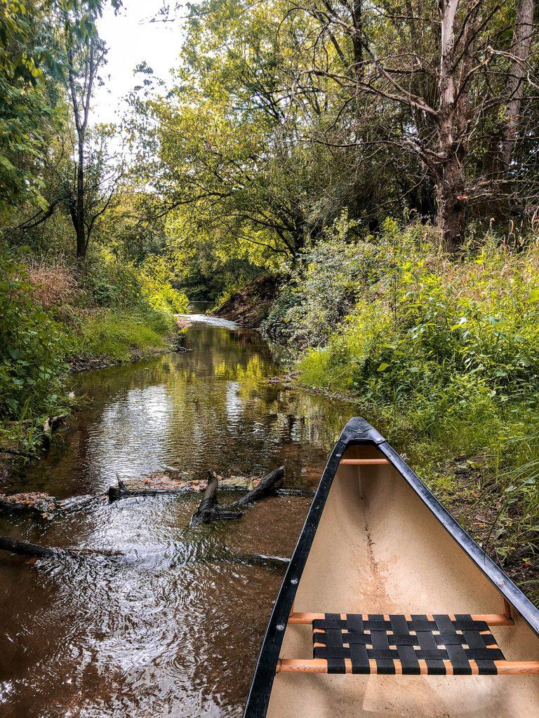 Descente Canoe Loire Sauvage Sancerre