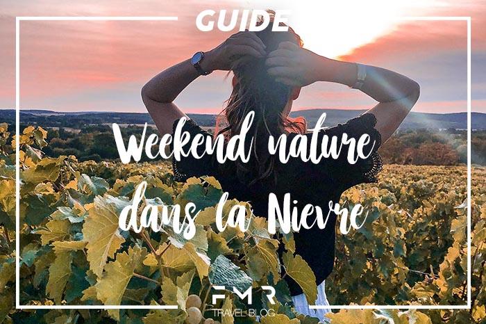 Weekend Nature Nièvre