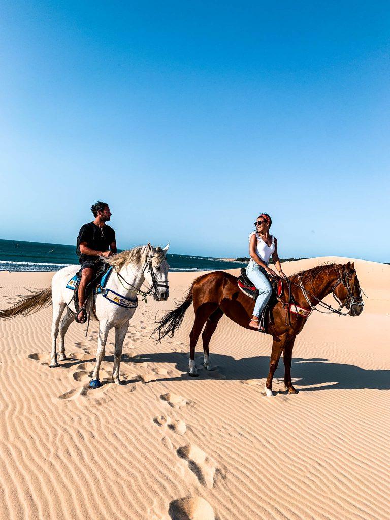 Faire Cheval dune Jericoacoara
