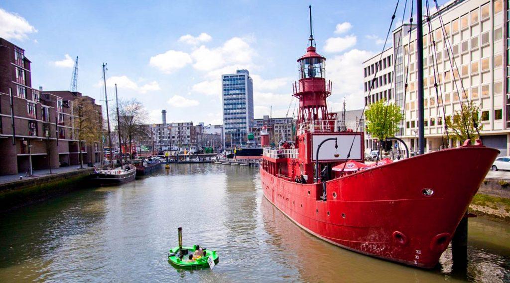 HotTug Rotterdam