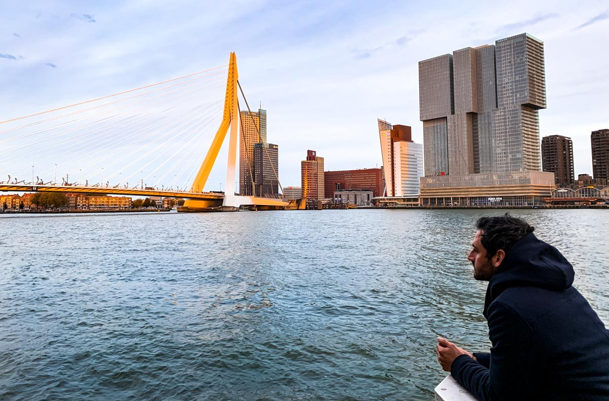 Rotterdam Guide Weekend