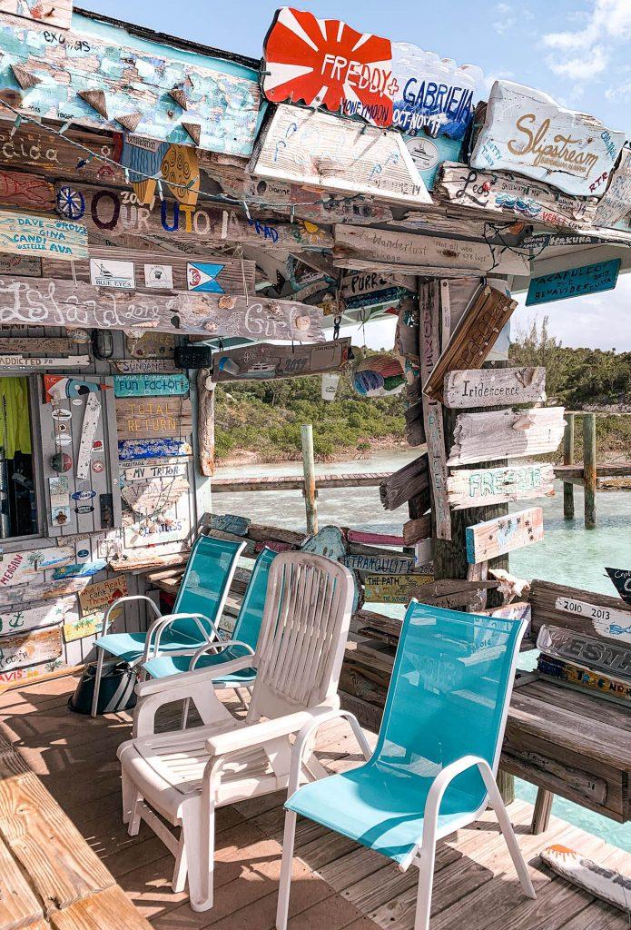 Compass Cay Marina - Shark Exumas croisière Bahamas copie