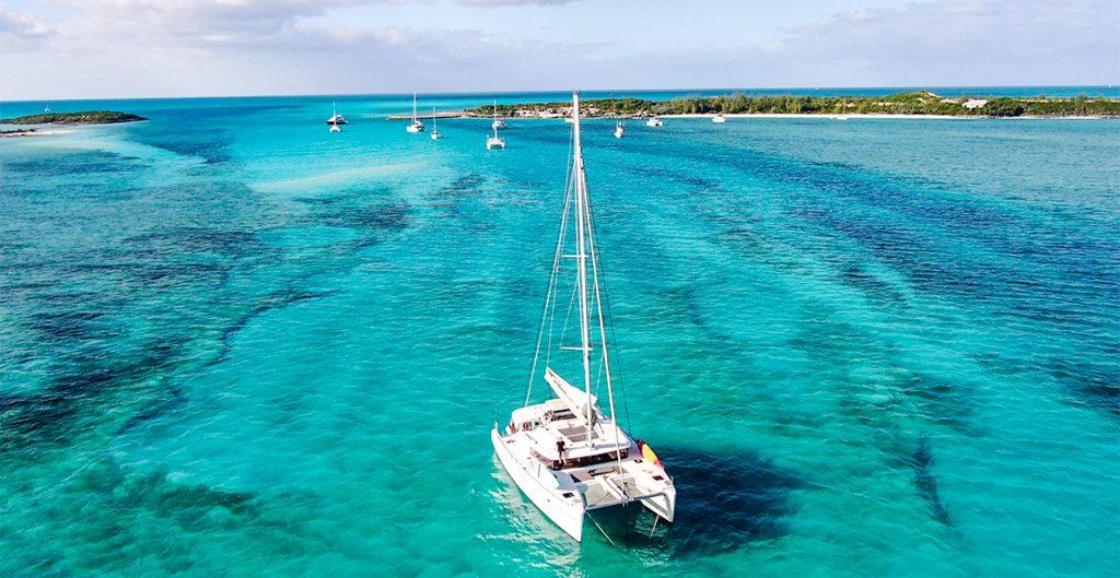 Croisière Catamaran Bahamas