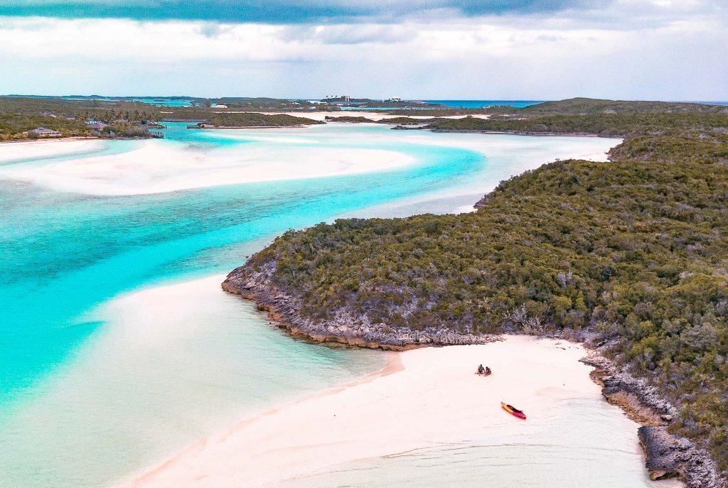 Sampson Cay - Blog Voyage Exumas -