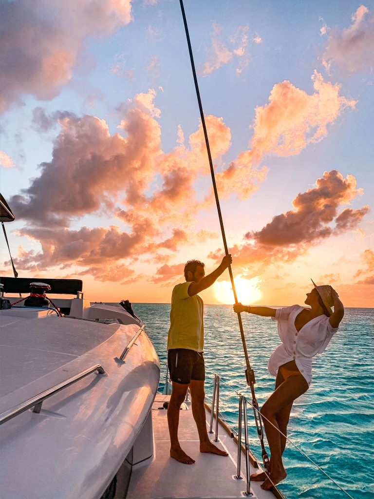 Staniel Cay Exumas - Croisière Bahamas FMR blog voyage