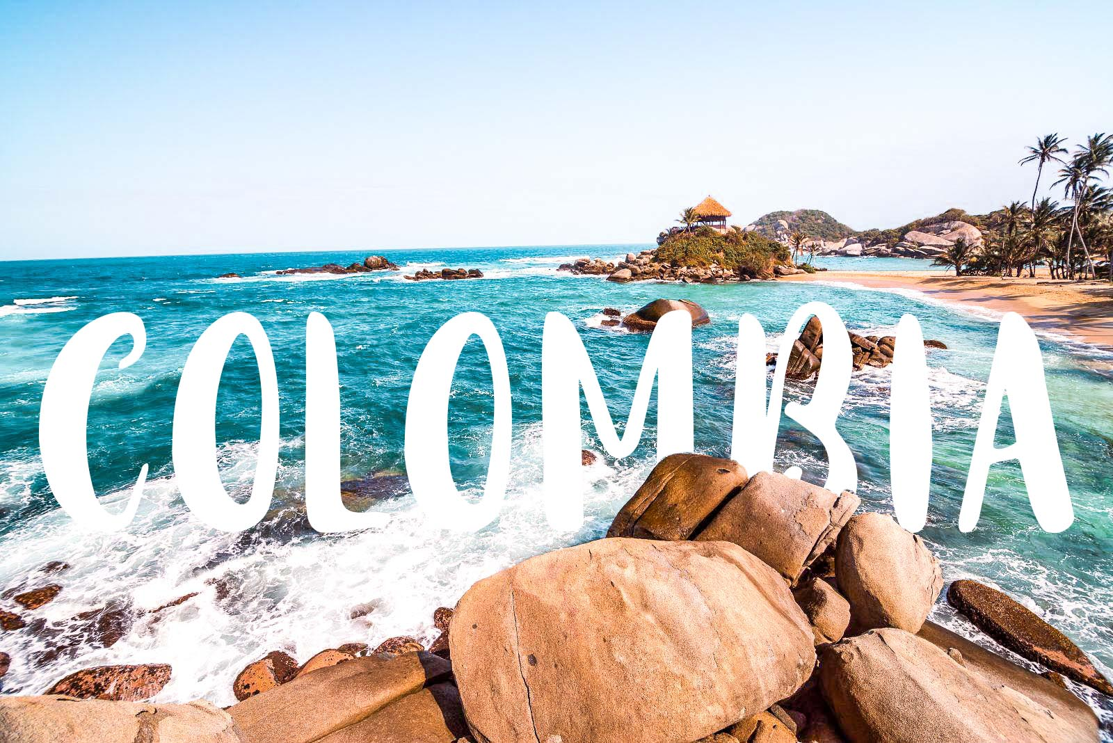 Voyage en colombie Parc Tayrona