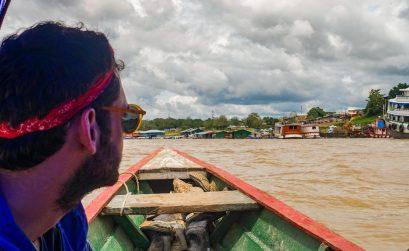 Leticia Colombie treck Amazonie