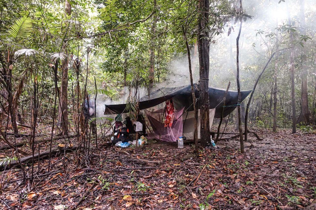 Leticia Treck amazonie jungle - Colombie