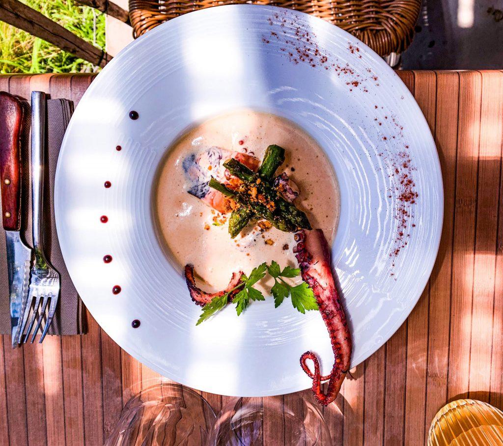 Restaurant Les Roseaux - FMR blog voyage